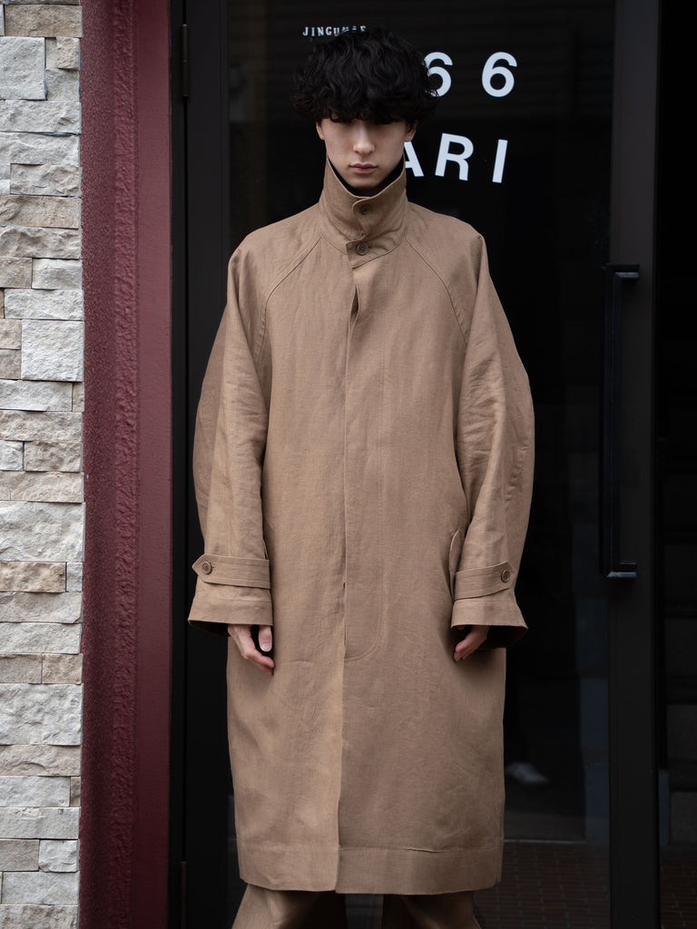 HED MAYNER LIN TRENCH COAT 10