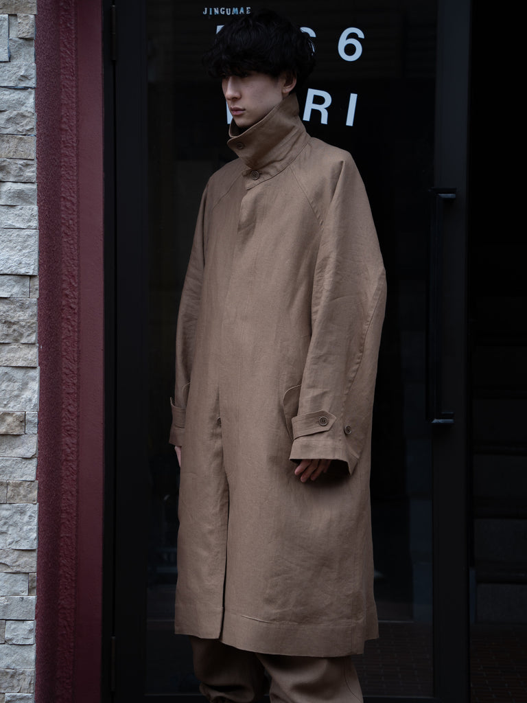 HED MAYNER LIN TRENCH COAT 9