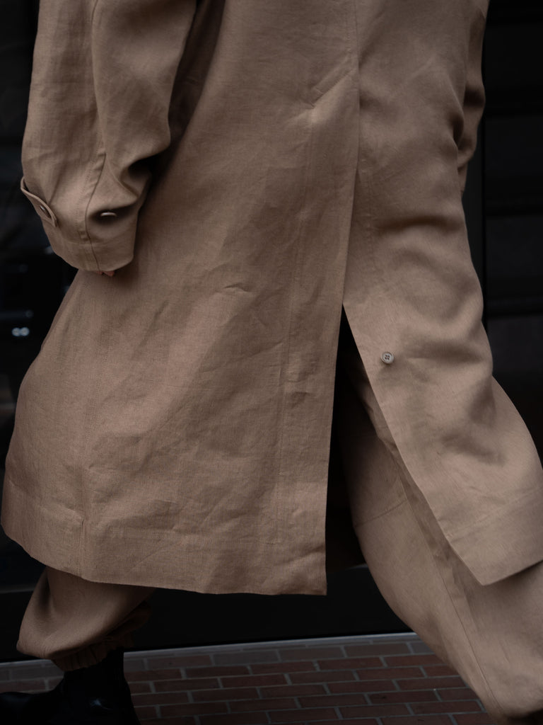 HED MAYNER LIN TRENCH COAT 8