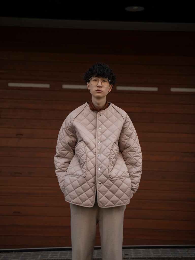 【PRE ORDER】QUILTED JUMPER9