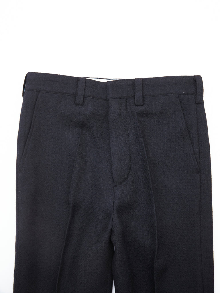 FLARE TROUSERS BLK_3