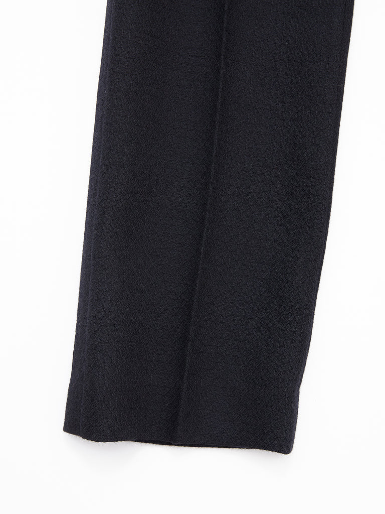 FLARE TROUSERS BLK_6
