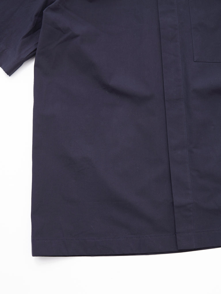 POWDER COTTON SHORT SLEEVE SHIRT DNV 6