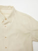 IRENISA ITALIAN COLLAR SHORT-SLEEVED SHIRT 8