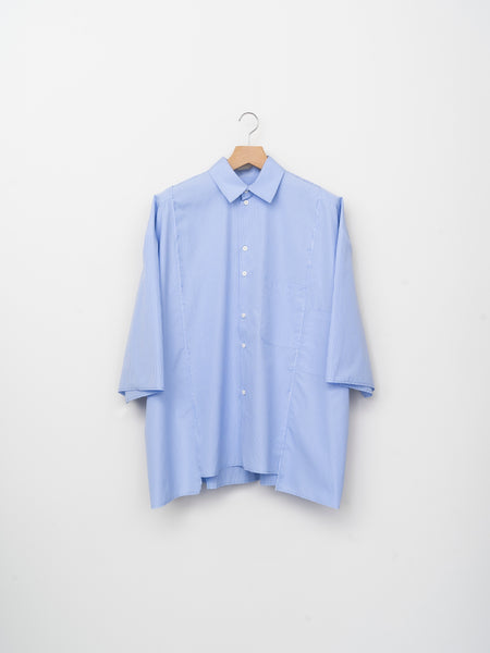 CAMIEL FORTGENS RESEARCH DOUBLE SHIRT SHIRT COTTON 1