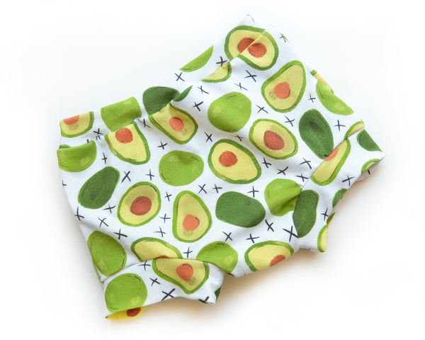 Avocado Shorties