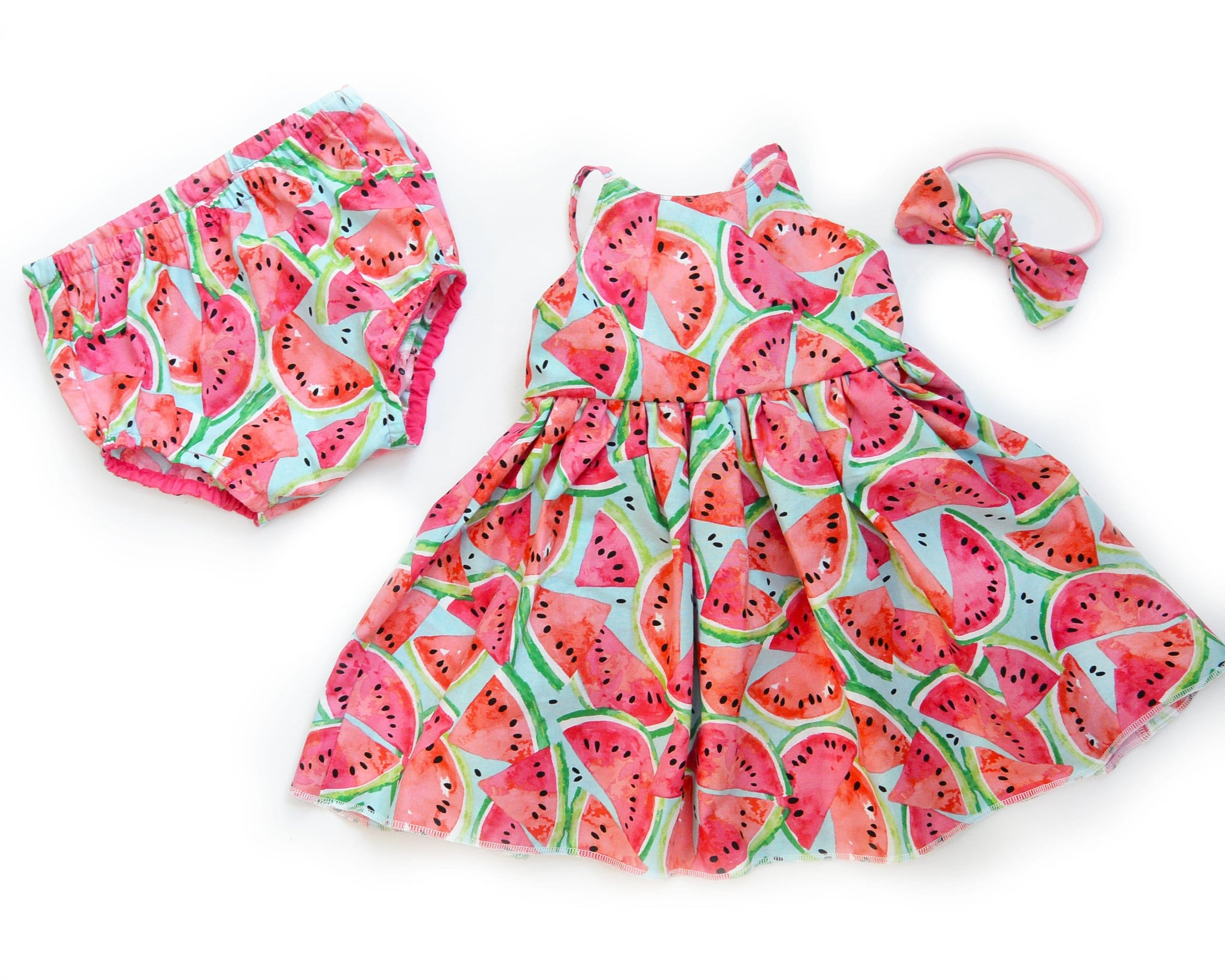 Watermelon Sun Dress