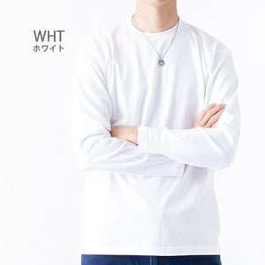 Touch and Go ロングスリーブTシャツ | キッズ | 1枚 | SS1010 | レッド