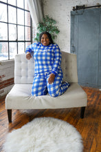 Load image into Gallery viewer, Zeta FINER Flannel Lounge Set