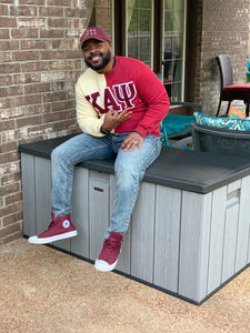 ΚΑΨ Color Block Sweatshirt