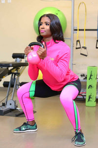 Pretty Fit Colorblock Leggings