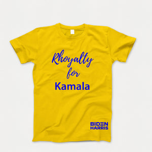 Rhoyalty for Kamala