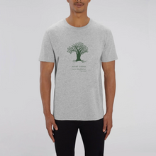 Load image into Gallery viewer, Organic Tree T-shirt - unisex