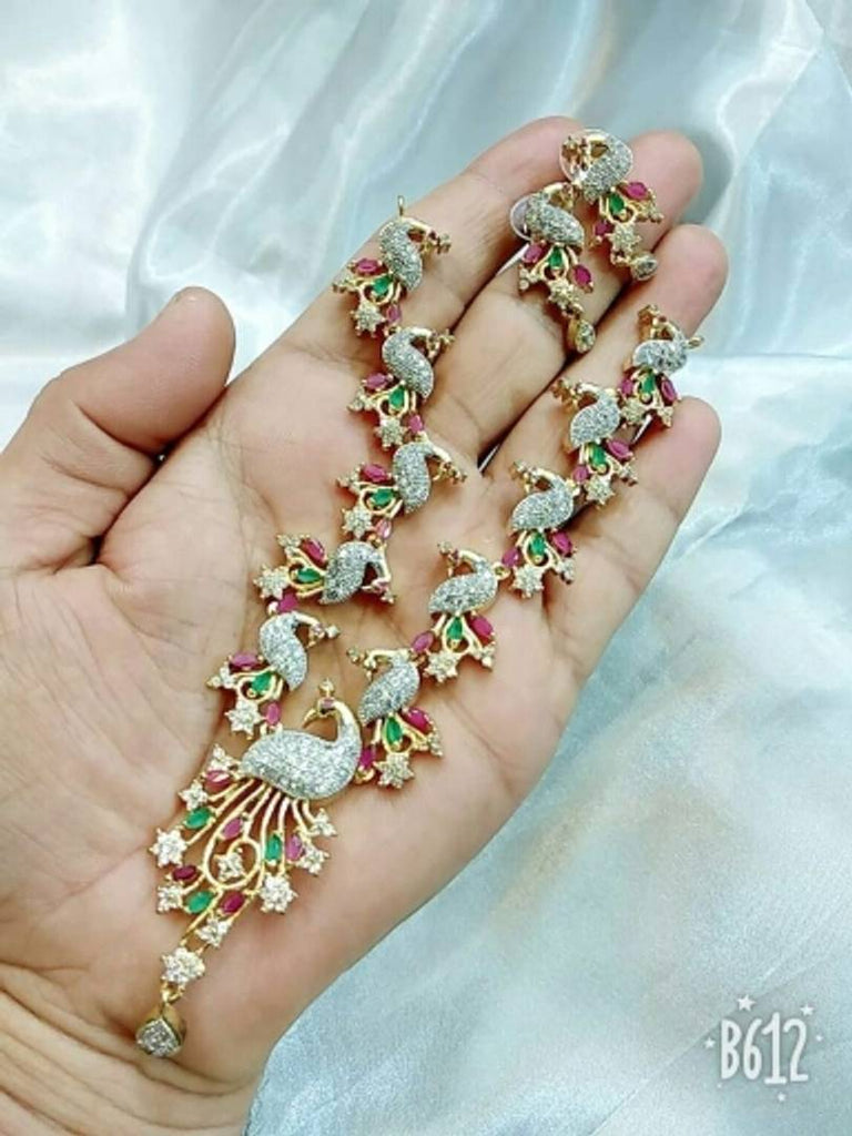 Necklace Set Combo For Women