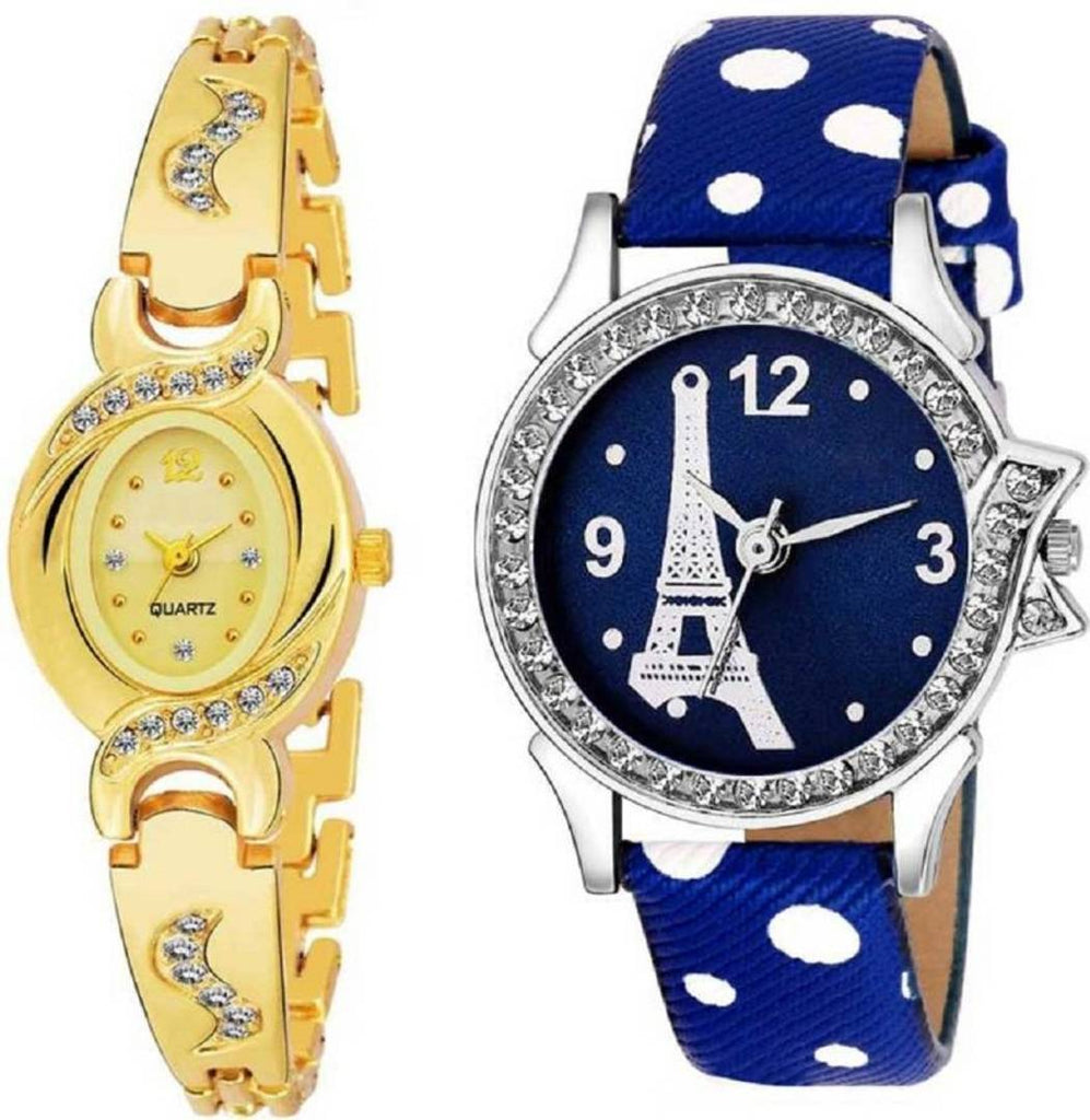 Pack Of 2 Watches For Women