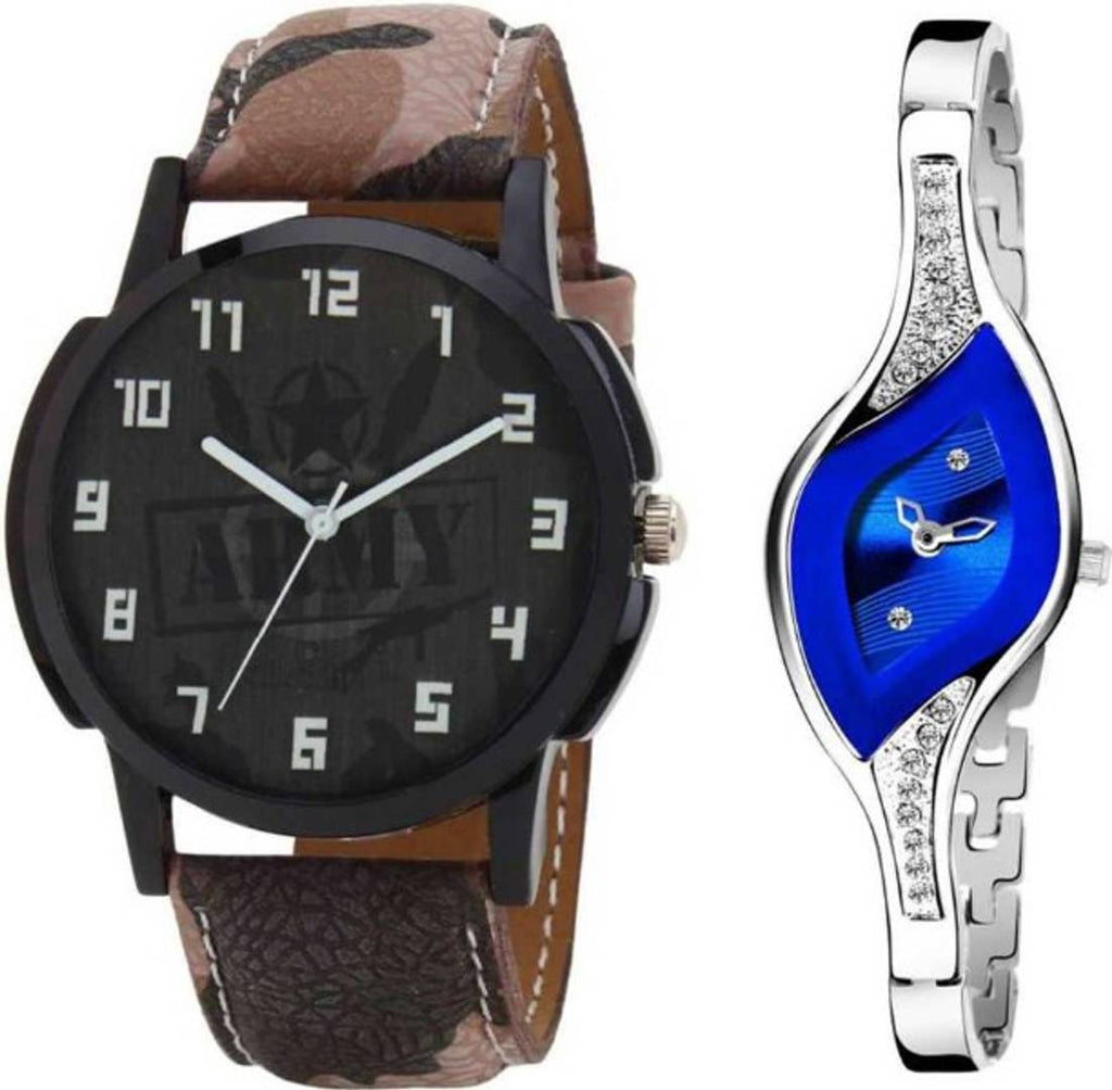 Partywear And Formal Combo Watches for Couple