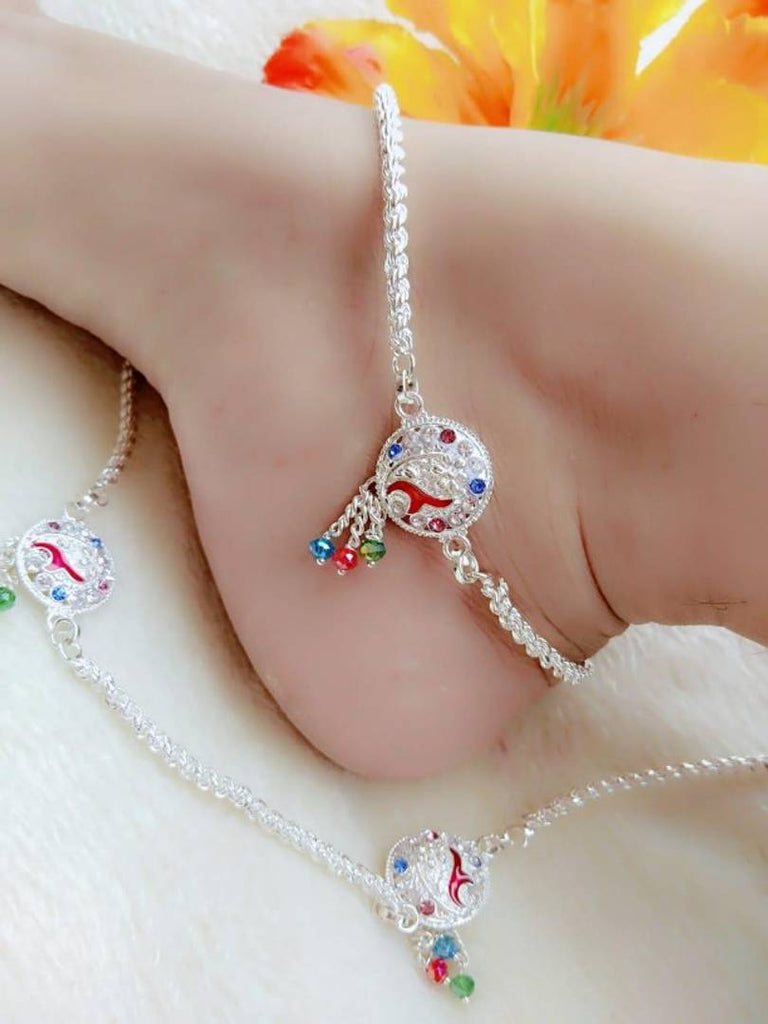 Beautiful Latest Designer Anklets