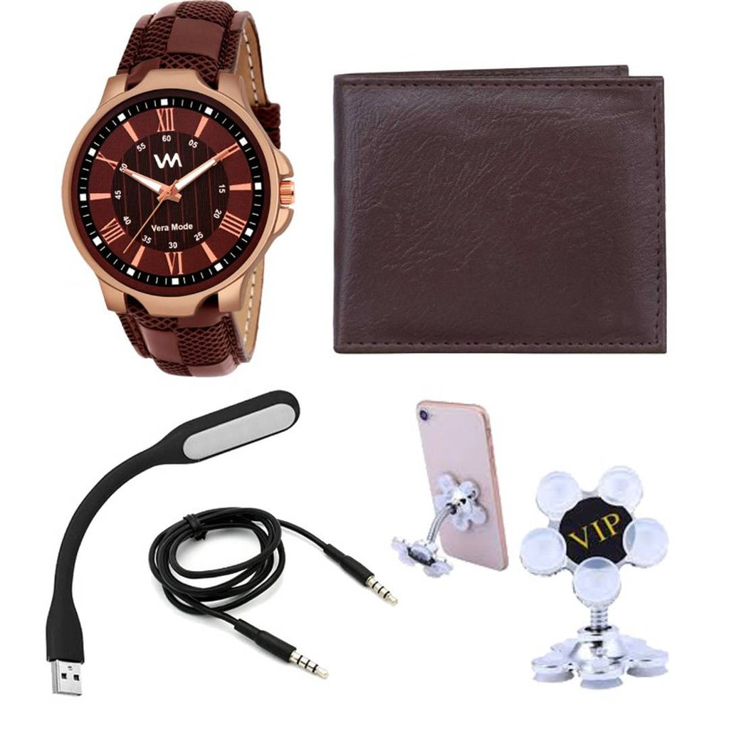 Watch and Accessories Combo