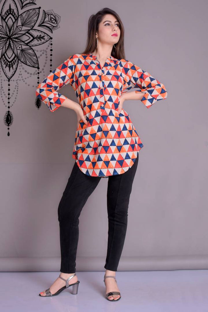 Women's Casual Printed Top - Zoopershop.com