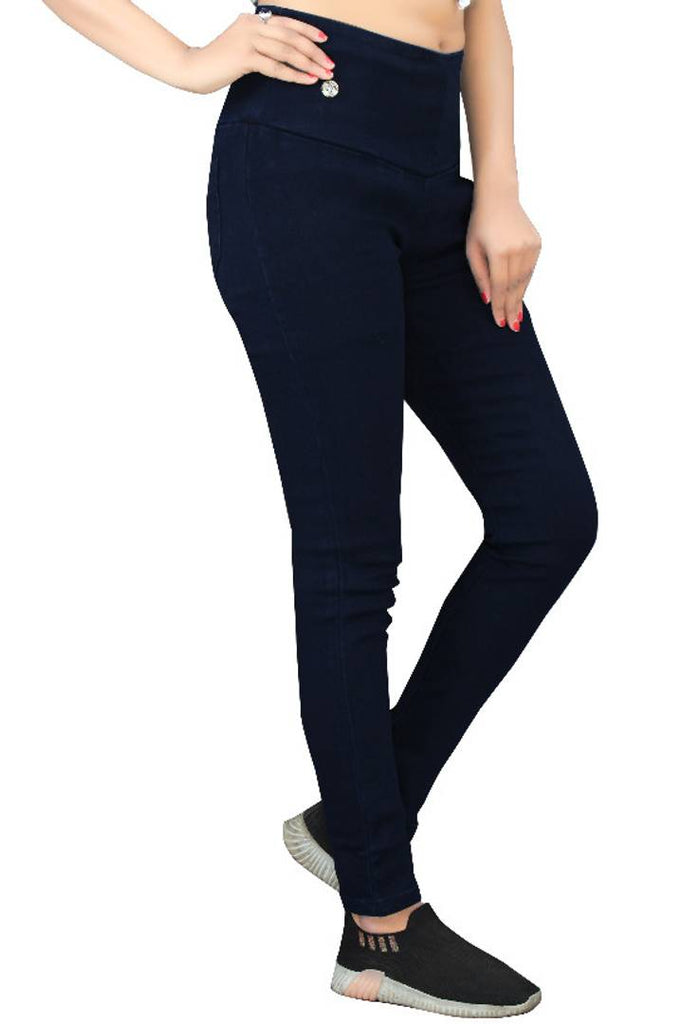 DENIM JEGGINGS - Zoopershop.com