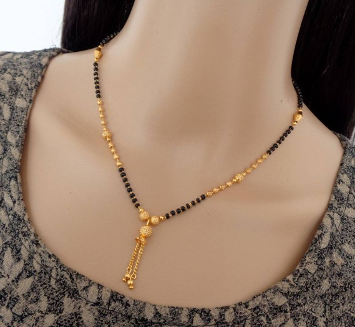 Stylish Alloy Mangalsutra for Women