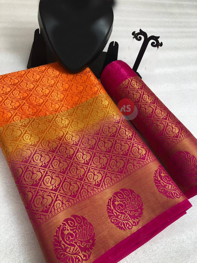 Women's  Fancy Art Silk Banarasi Saree