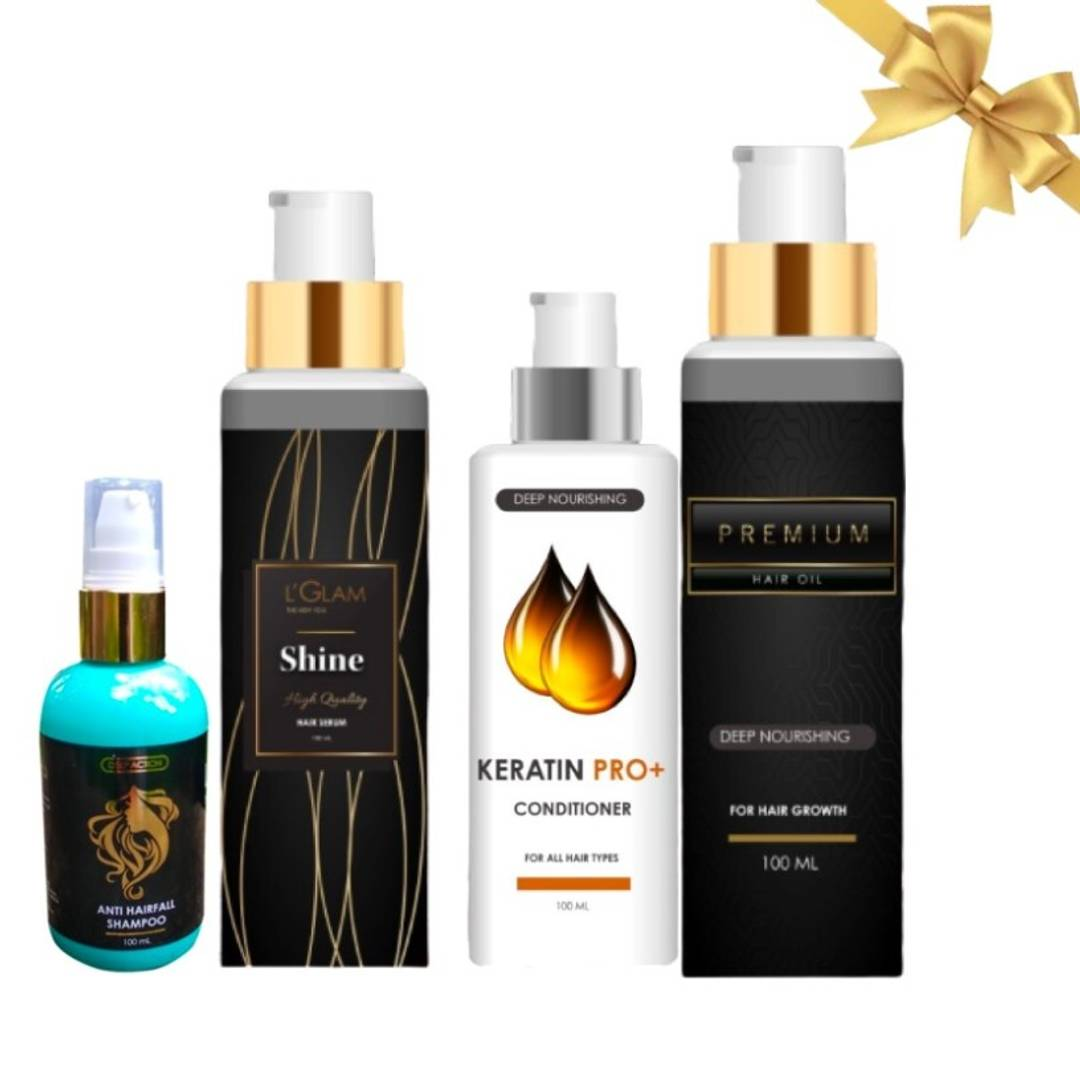 Festive Special Combo Of L'GLAM Hair Cares