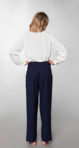 Elegant Loose Fit Trousers