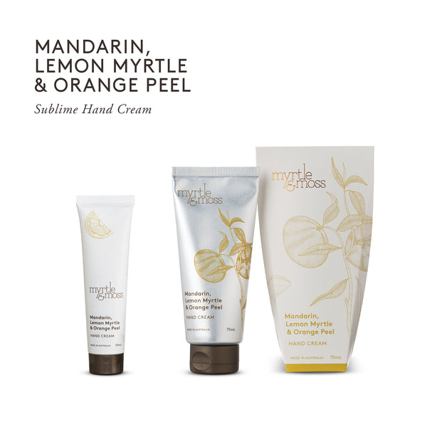 Citrus Hand Cream - 75ml