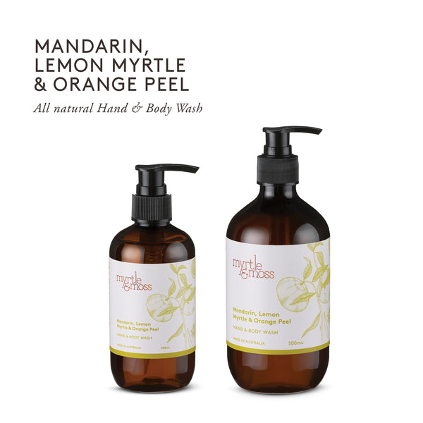 Citrus Hand & Body Wash - 250ml