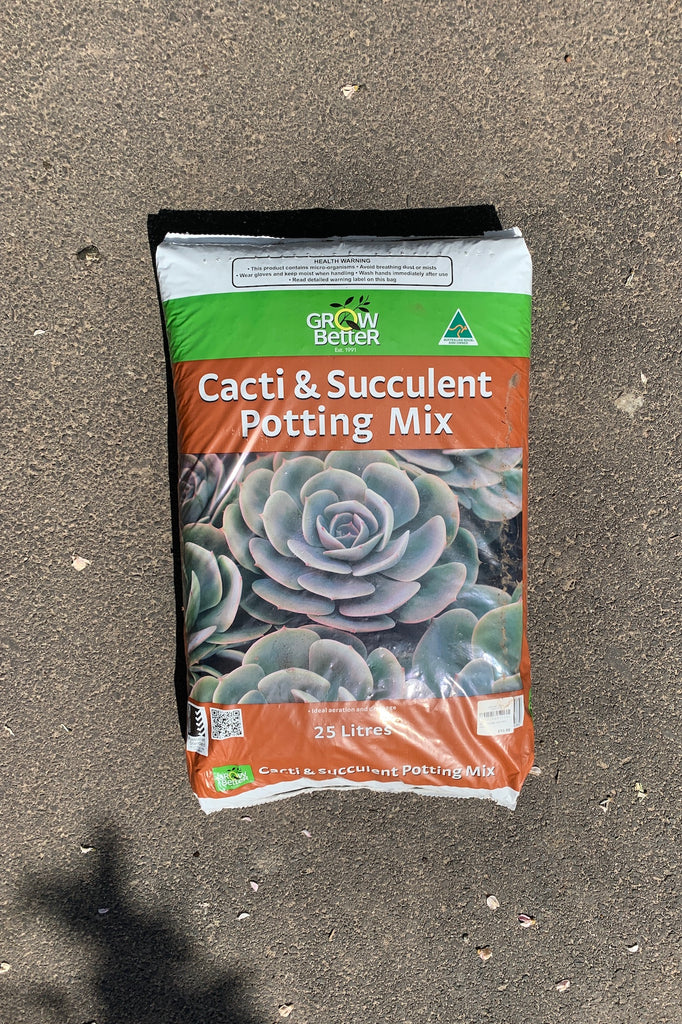 Grow Better Cacti Mix & Succulent Mix - 25L