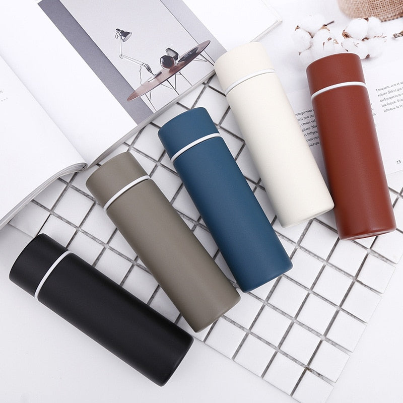 150ml Mini Cute Coffee Vacuum Flasks Thermos Small Capacity Portable Stainless Steel Travel Drink Water Bottle Thermoses^1