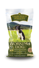 Working Dog Dry Muesli