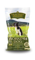 Working Dog Moist Muesli