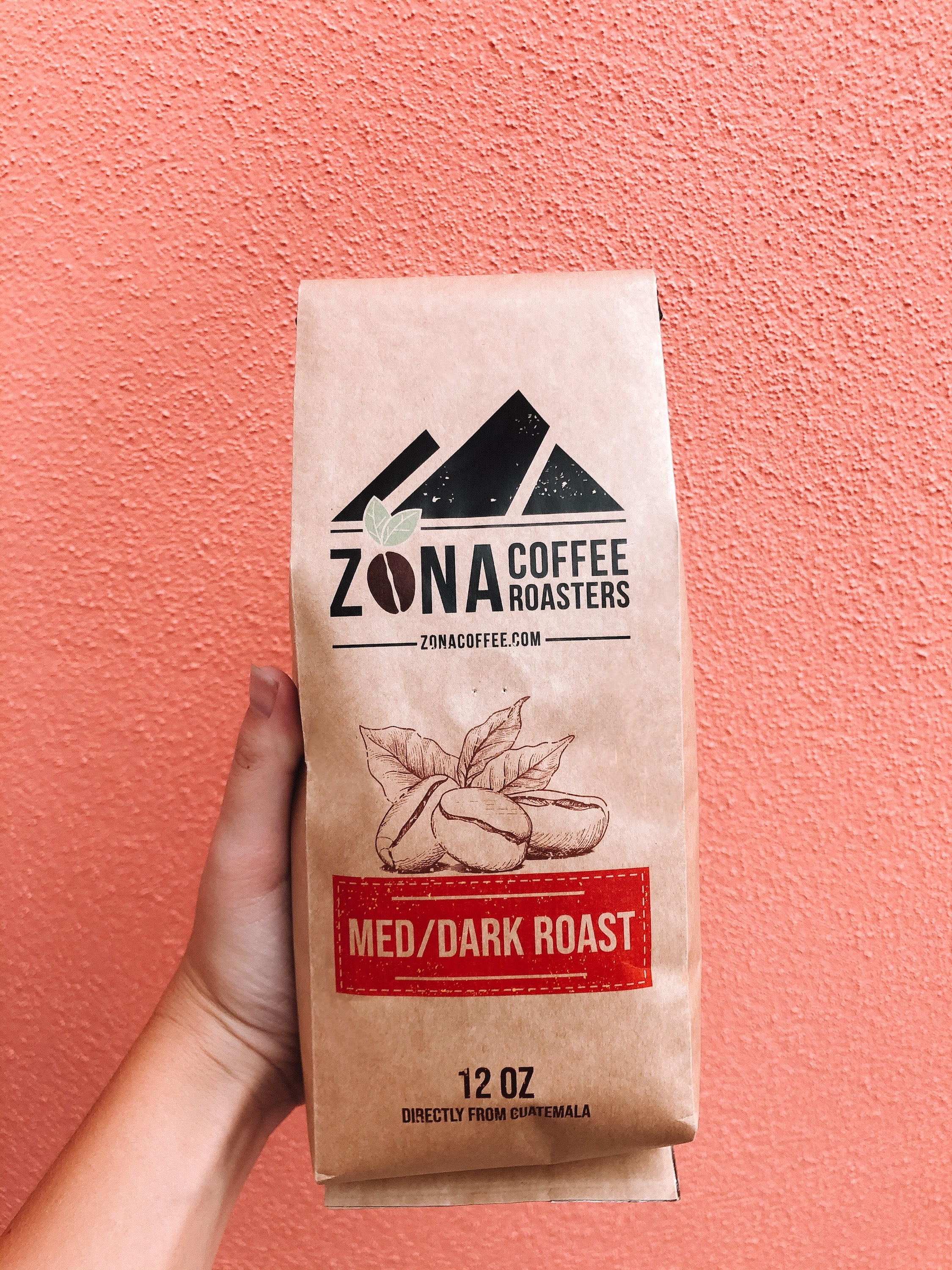 Medium/Dark Roast