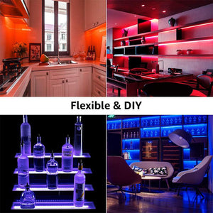 Buy 2 Free Shipping - RGB LED Strip Lights (Remote Control Included)
