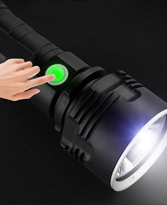 🔥Super Bright Waterproof Flashlight🔦(BUY 2 FREE SHIPPING)