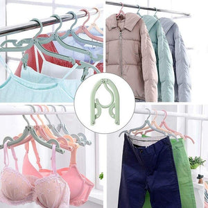 🎁Buy More Get More Free🔥Portable Folding Clothes Hanger🔥