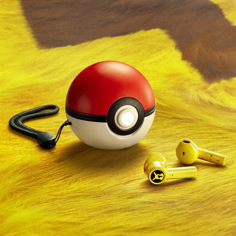 🔥Limited Edition Free Shipping 2021 Hot Sale Pokémon Bluetooth Headset⚡