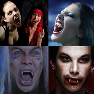🔥50% OFF-COSPLAY VAMPIRE FANGS🧛‍♀