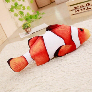 50%-OFF😻Floppy Fishy-Electric fish toy🐟