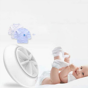 ULTRASOUND PORTABLE WASHING MACHINE(FREE SHIPPING)