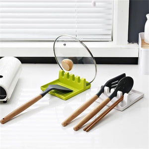 Heat-Resistant Utensil Rest(Buy 3 Free Shipping)