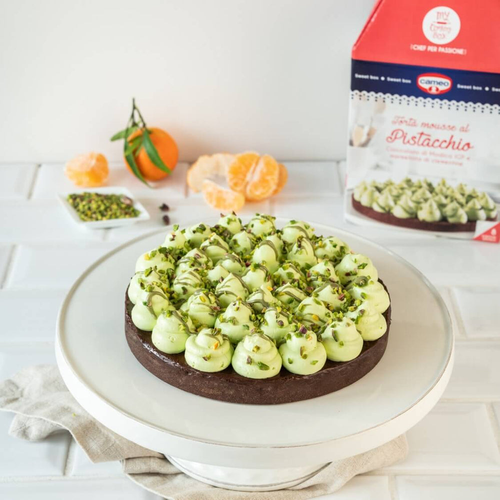 Load image into Gallery viewer, Pistachio Mousse Cake