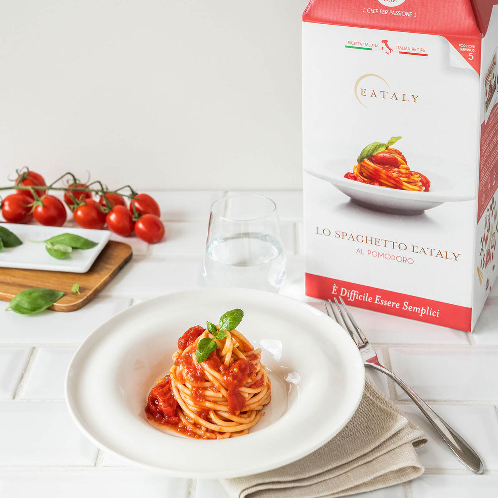 The Eataly's Spaghetto