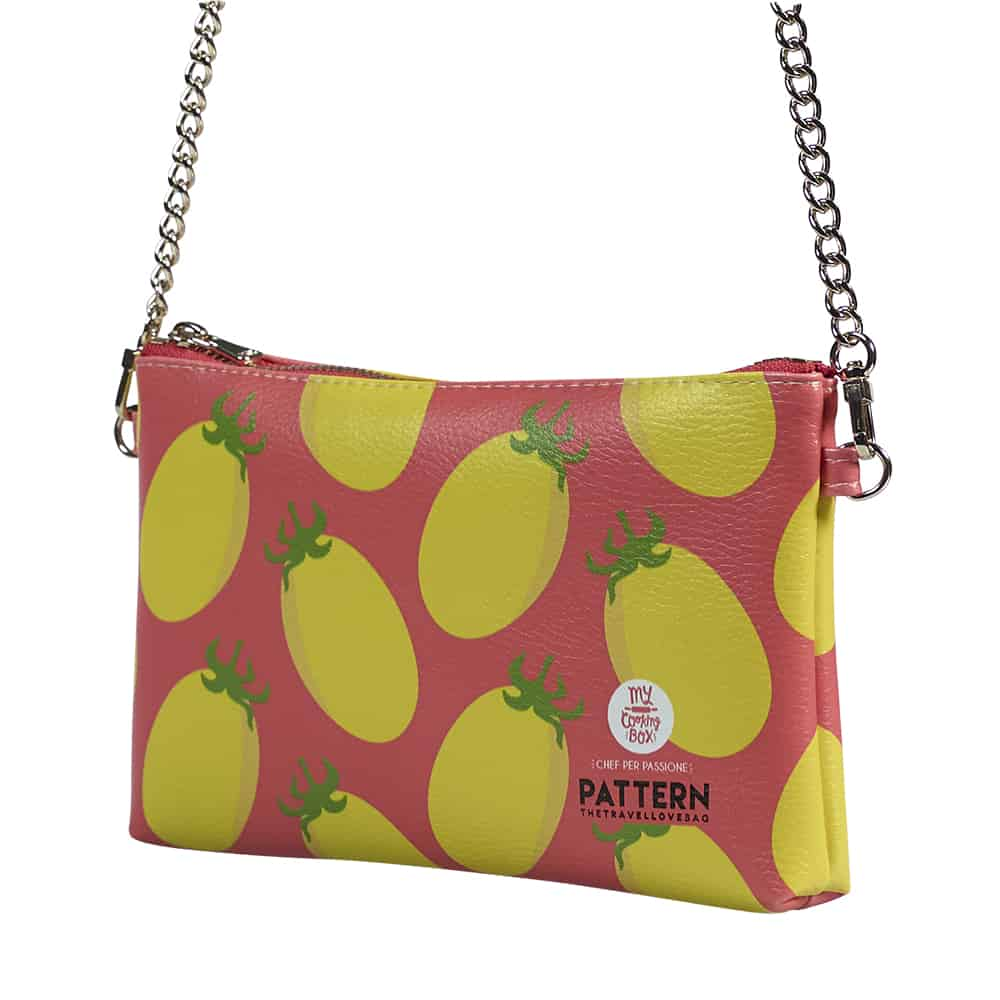 Miss Weekend Pomodoro Giallo Bag
