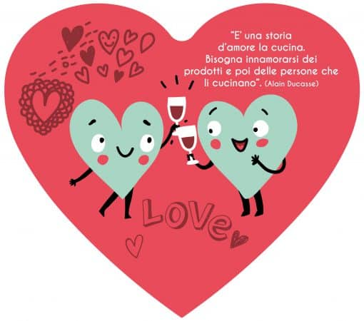 Load image into Gallery viewer, Biglietto San Valentino