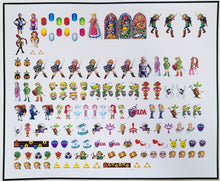Load image into Gallery viewer, Zelda Nail Decals