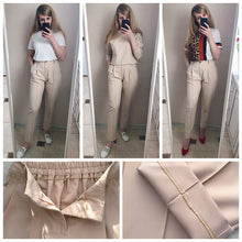 Load image into Gallery viewer, High Waist Office Pants