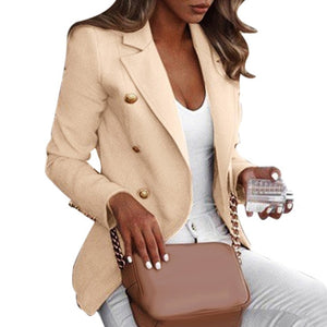 Luxury women's coat